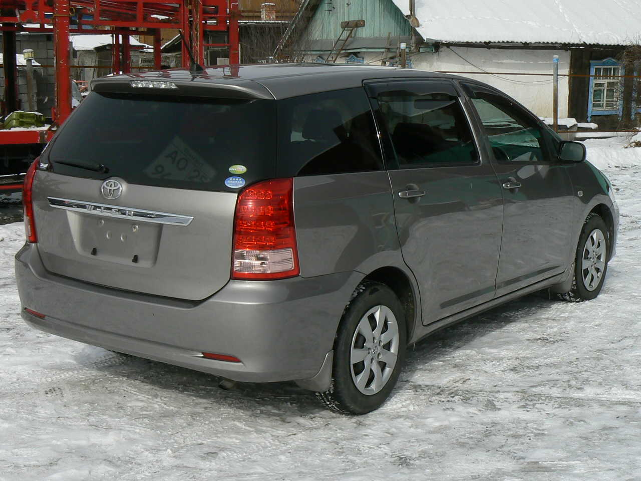 Toyota Wish Used Car