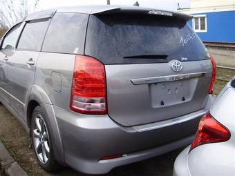 used 2005 toyota wish photos 2000cc gasoline ff cvt. Black Bedroom Furniture Sets. Home Design Ideas