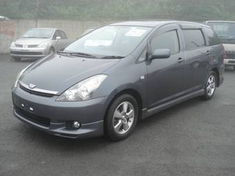 used 2005 toyota wish photos 1800cc gasoline ff. Black Bedroom Furniture Sets. Home Design Ideas