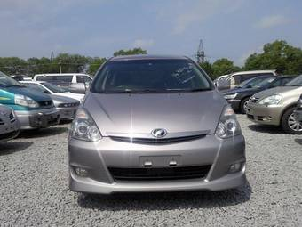 2005 toyota wish for sale 1800cc gasoline ff. Black Bedroom Furniture Sets. Home Design Ideas
