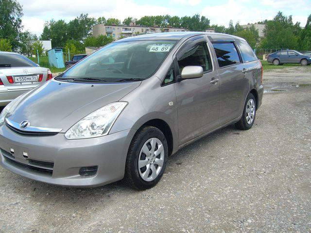 2006 toyota wish wallpapers gasoline ff. Black Bedroom Furniture Sets. Home Design Ideas