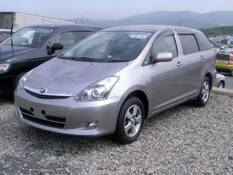 2006 Toyota WISH For Sale