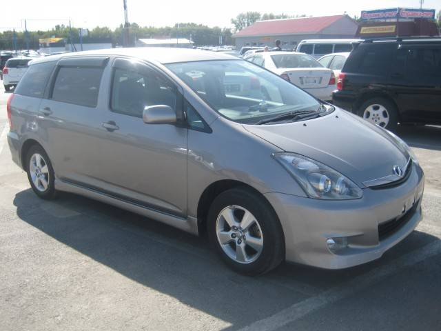 2006 toyota wish pictures gasoline ff automatic. Black Bedroom Furniture Sets. Home Design Ideas