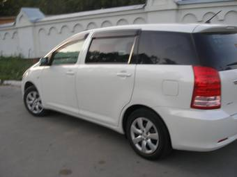 2006 toyota wish for sale 1800cc gasoline automatic. Black Bedroom Furniture Sets. Home Design Ideas