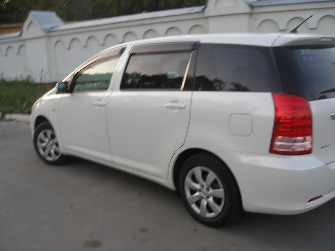 2006 toyota wish for sale 1800cc gasoline automatic for sale