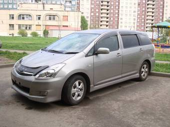 used 2008 toyota wish photos 1800cc gasoline ff. Black Bedroom Furniture Sets. Home Design Ideas