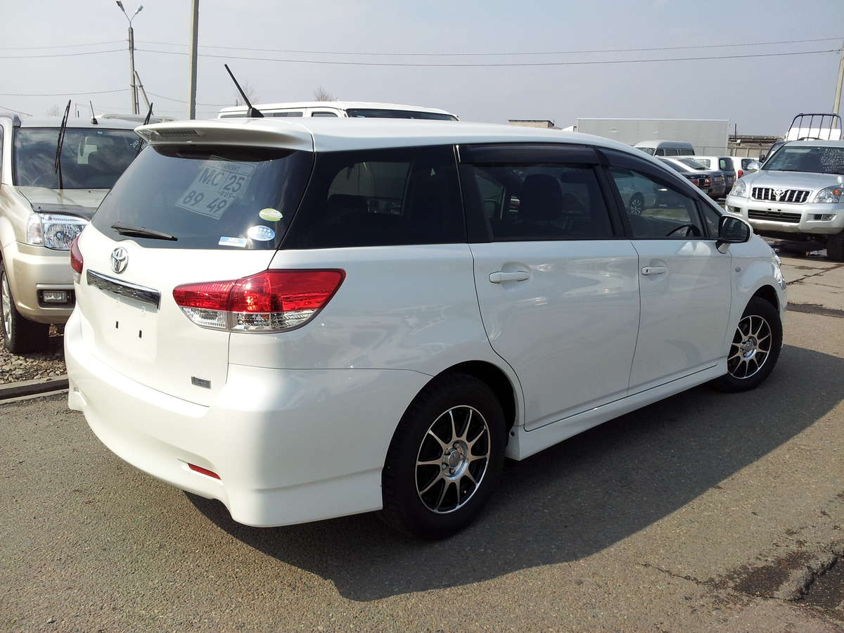 2010 toyota wish for sale 1800cc gasoline ff automatic for sale
