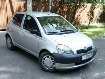 2001 toyota yaris photos 1000cc gasoline ff manual for sale. Black Bedroom Furniture Sets. Home Design Ideas