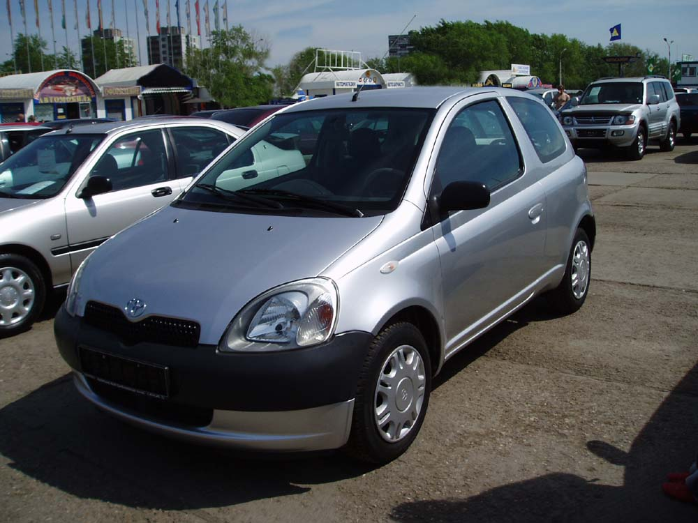 2002 toyota yaris pictures 1000cc for sale
