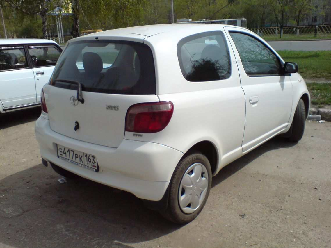 2002 toyota yaris photos 1 0 gasoline ff manual for sale. Black Bedroom Furniture Sets. Home Design Ideas