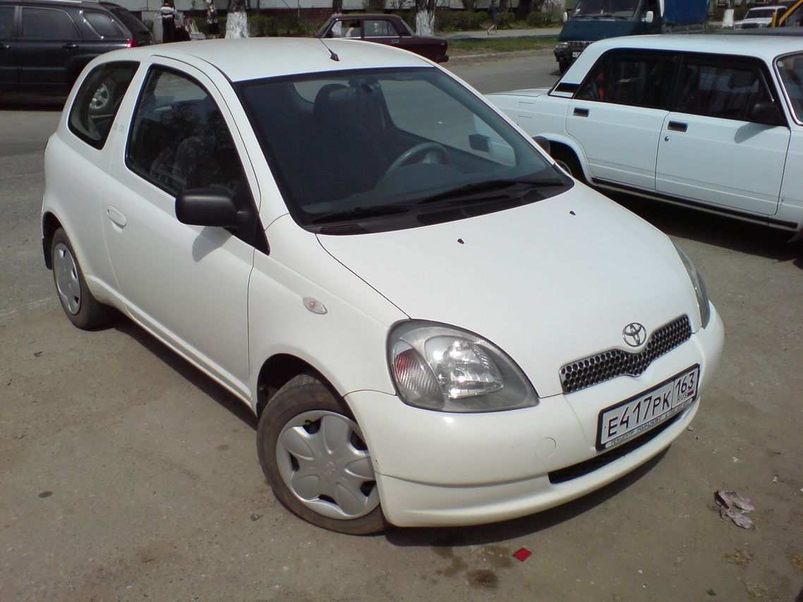 Used 2002 Toyota Yaris Photos 998cc Gasoline Ff