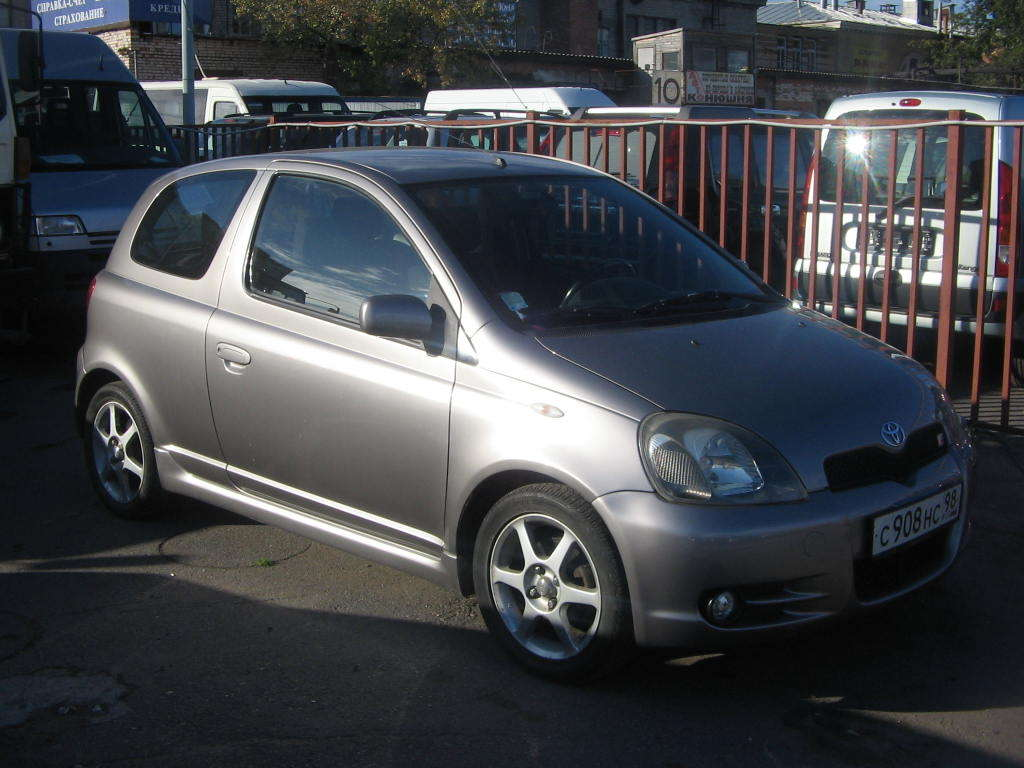 used 2002 toyota yaris photos 1500cc gasoline ff manual for sale. Black Bedroom Furniture Sets. Home Design Ideas
