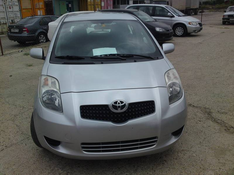 used 2005 toyota yaris photos 1300cc gasoline ff automatic for sale. Black Bedroom Furniture Sets. Home Design Ideas