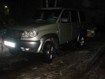 2010 UAZ Patriot Photos
