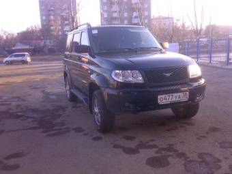 2010 UAZ Patriot For Sale