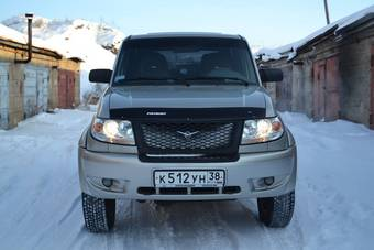 2011 UAZ Patriot For Sale