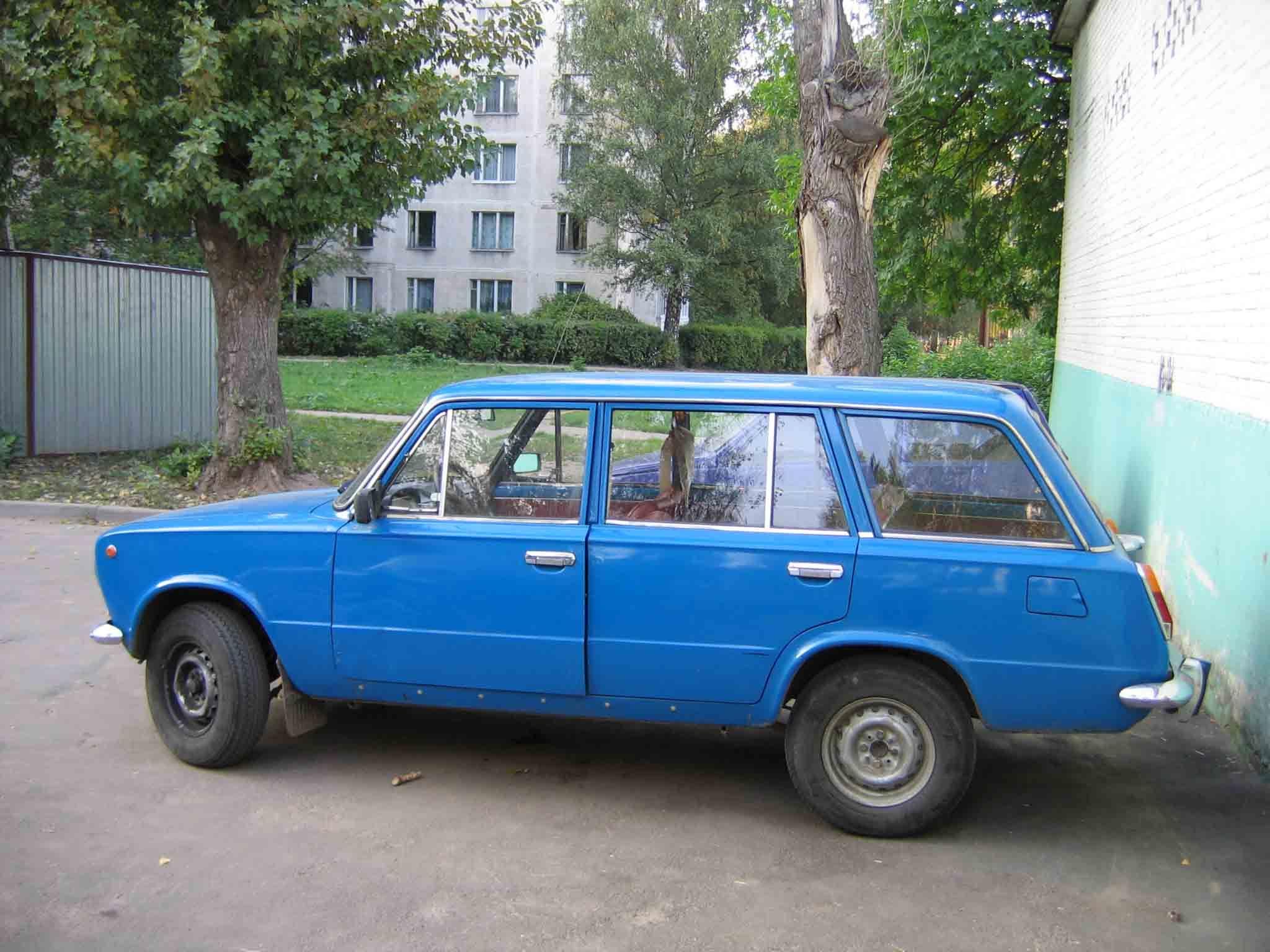 1974 VAZ 2102