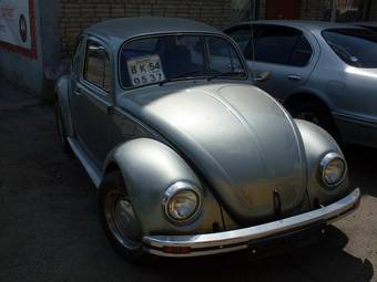 1984 Volkswagen Beetle Photos