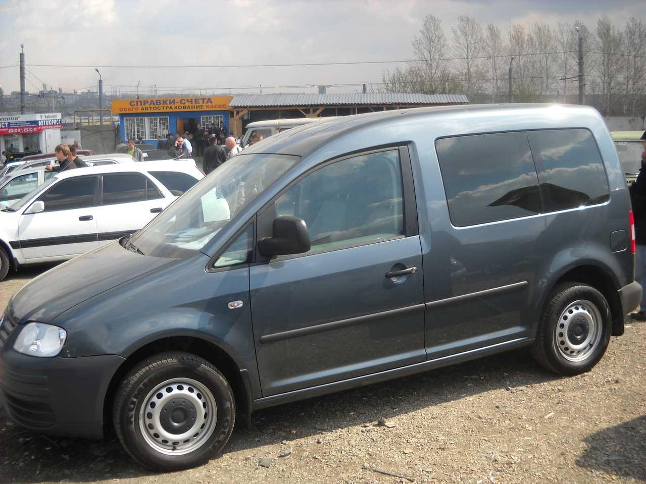 2009 Volkswagen Caddy Partsopen