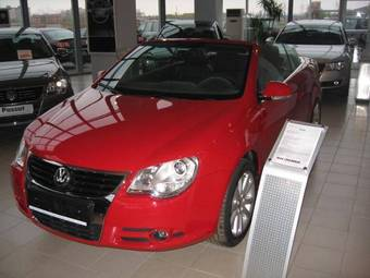 2009 volkswagen eos for sale 2000cc gasoline ff. Black Bedroom Furniture Sets. Home Design Ideas