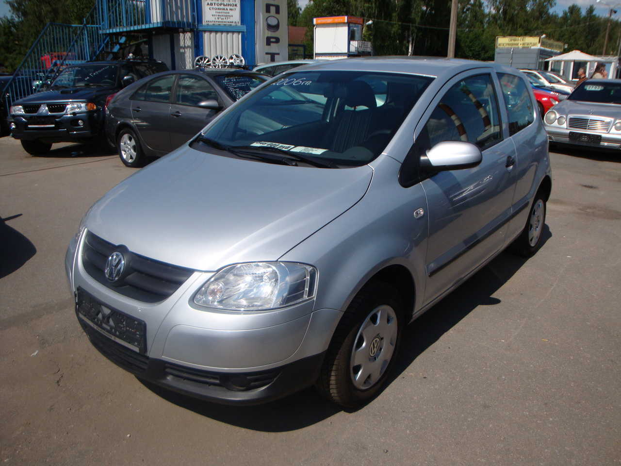 2006 volkswagen fox photos 1 2 gasoline ff for sale. Black Bedroom Furniture Sets. Home Design Ideas
