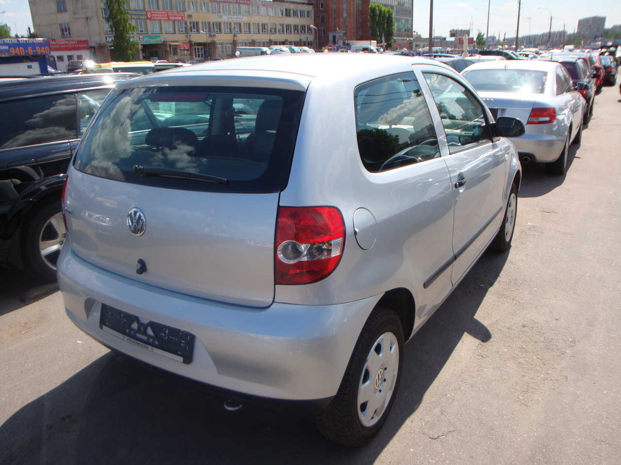 2006 volkswagen fox pictures gasoline ff for sale. Black Bedroom Furniture Sets. Home Design Ideas