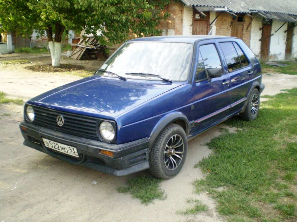 Used 1987 Volkswagen GOLF Photos 1800cc Gasoline FF Manual