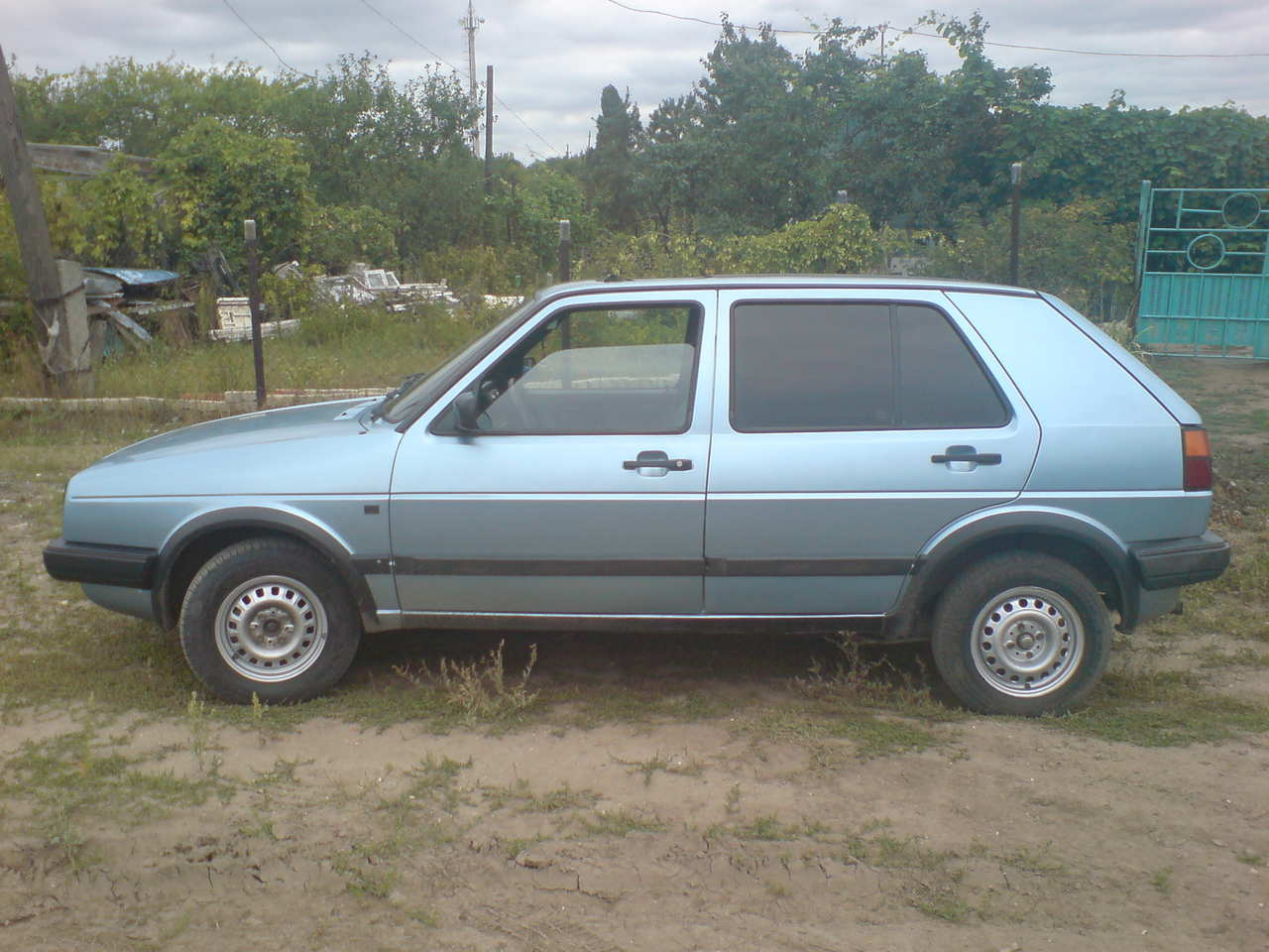 1989 volkswagen golf pictures 1 6l gasoline ff manual for sale rh cars directory net  vw golf 2 1989 service manual