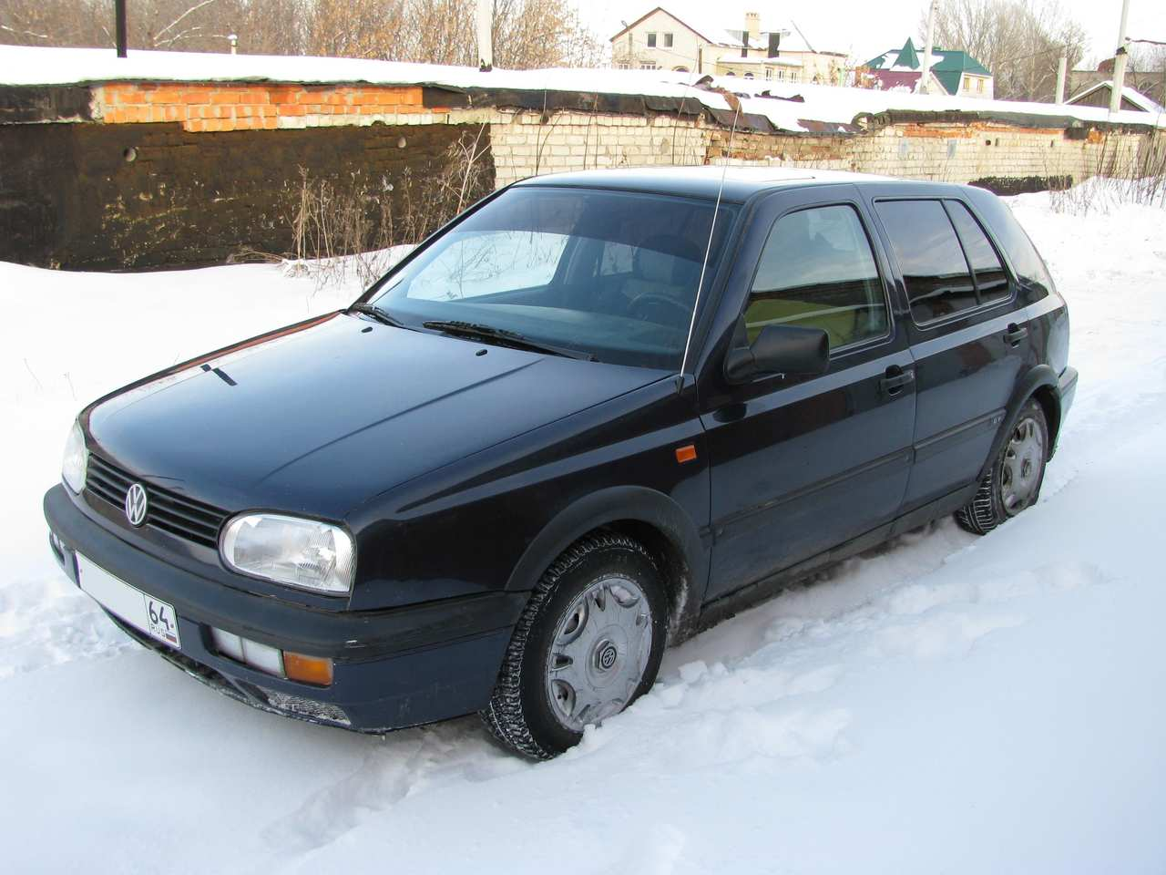 1994 volkswagen golf pictures 1800cc gasoline ff manual for sale. Black Bedroom Furniture Sets. Home Design Ideas