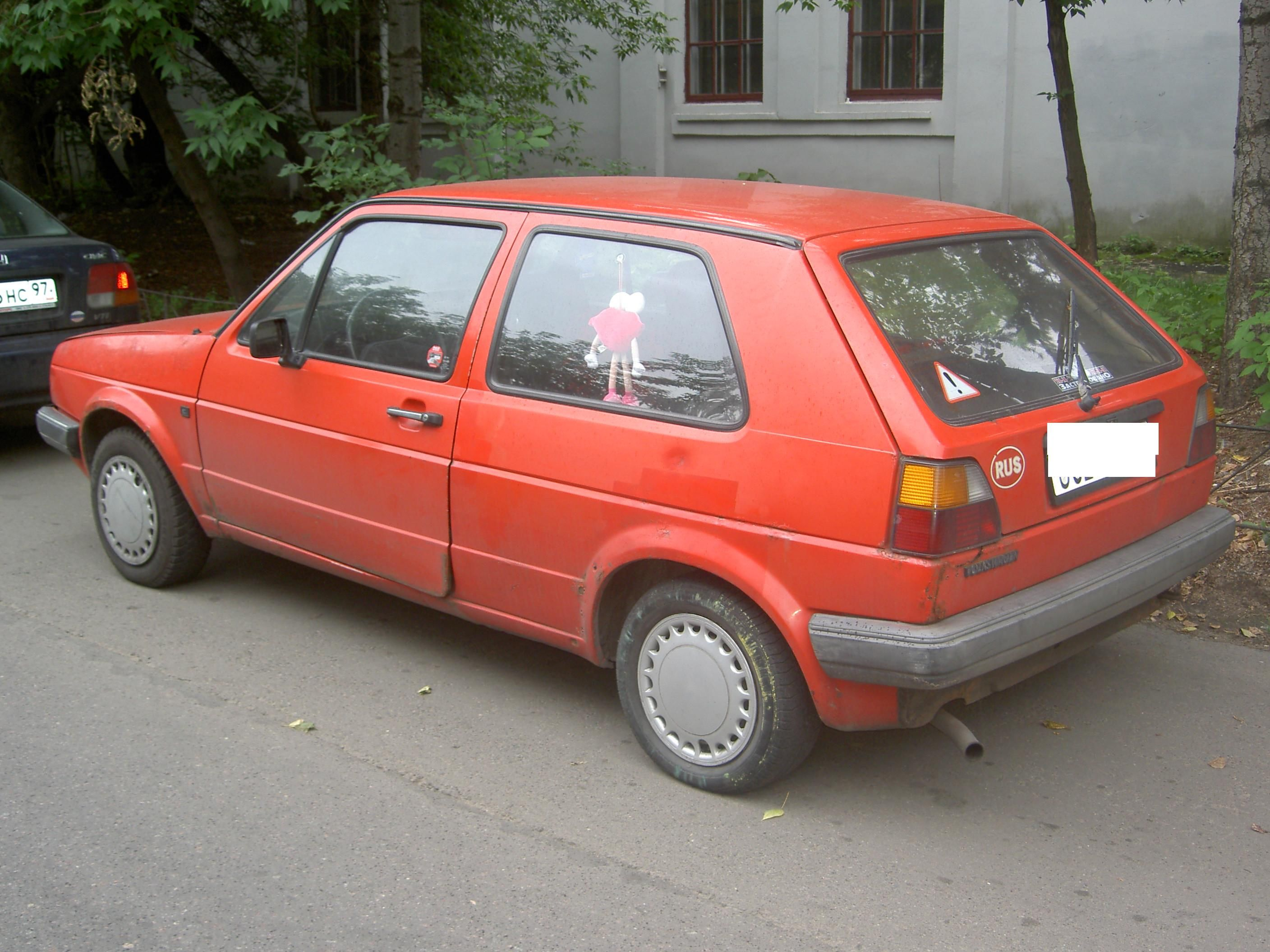 1984 volkswagen golf 2 pictures 1300cc gasoline ff manual for sale. Black Bedroom Furniture Sets. Home Design Ideas