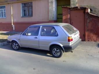 1987 Volkswagen GOLF 2 Pictures For Sale
