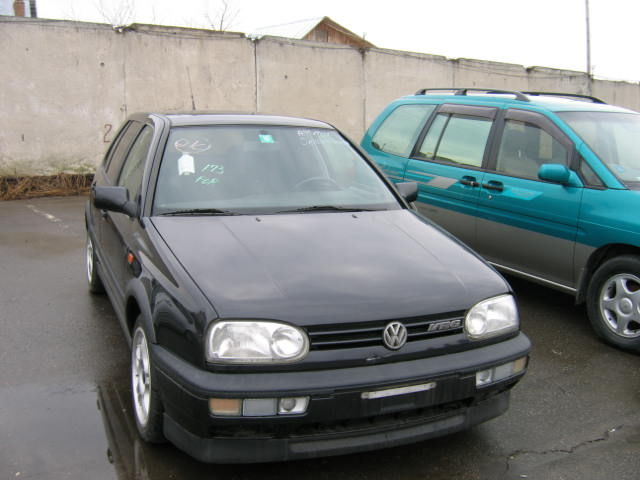 1994 volkswagen golf 3 pictures for sale. Black Bedroom Furniture Sets. Home Design Ideas