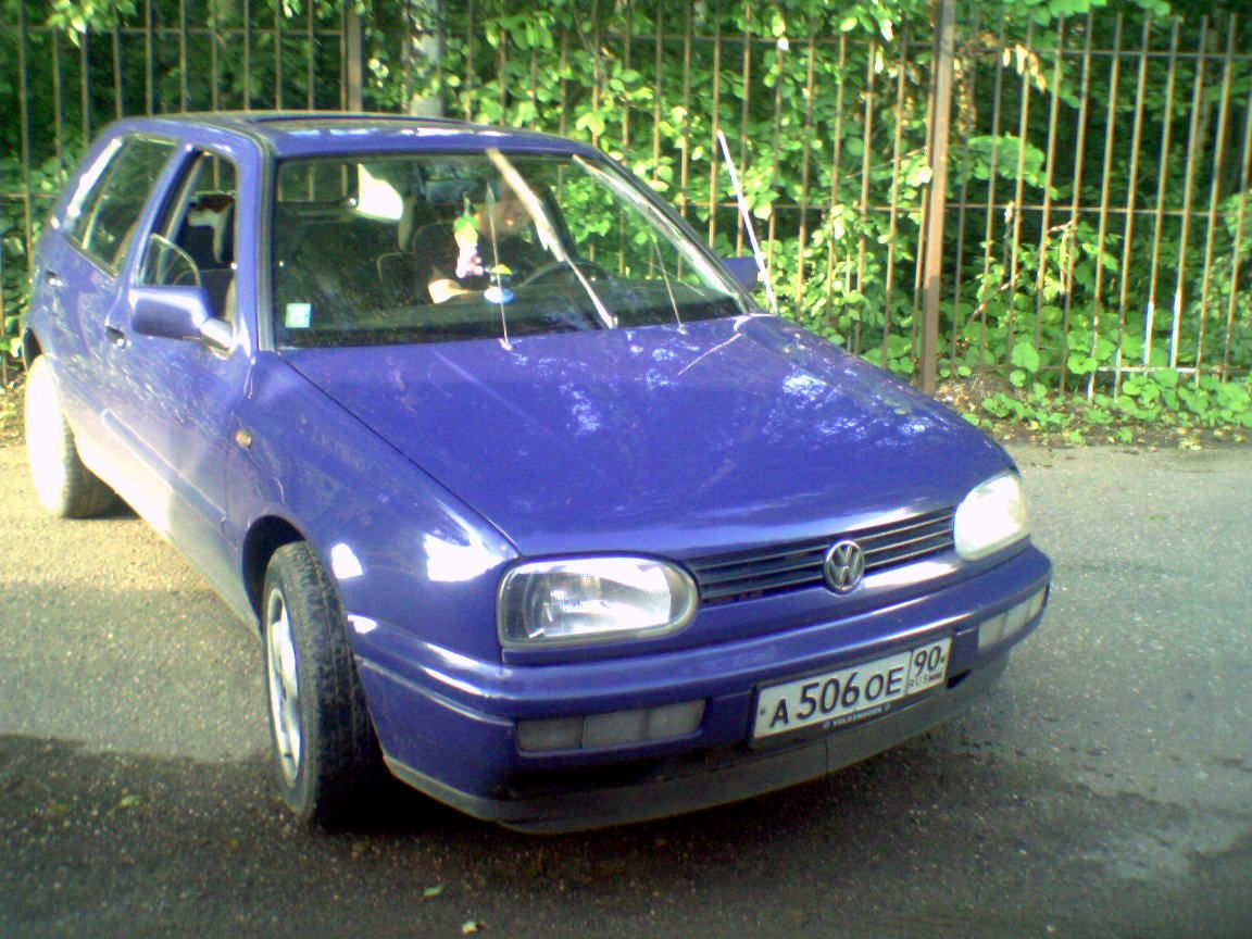 1997 Volkswagen GOLF 3