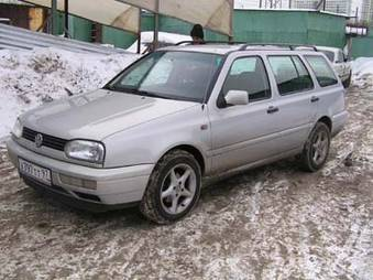 1998 Volkswagen GOLF 3