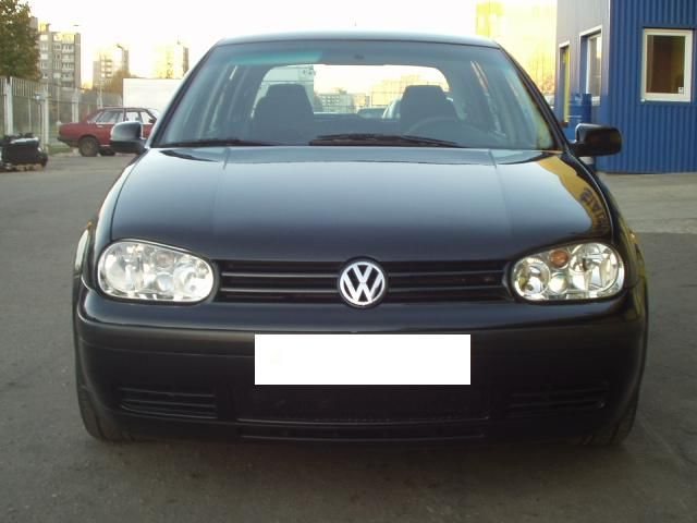 ... Volkswagen GOLF 4 Pictures, 1600cc., Gasoline, FF, Manual For Sale