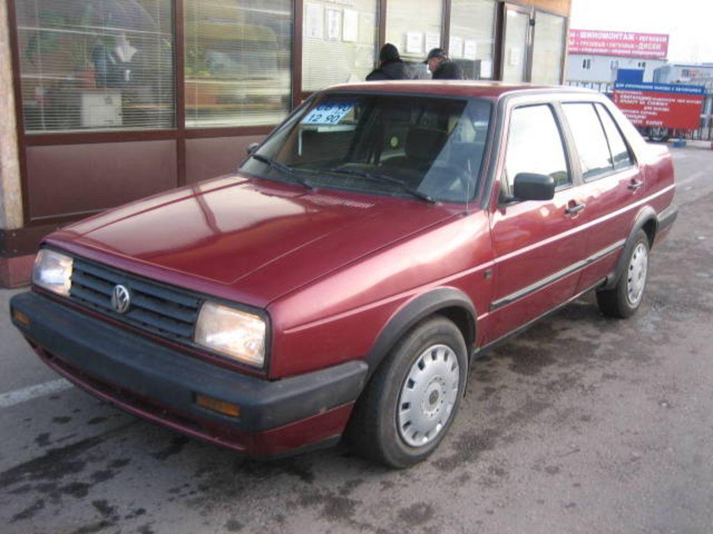 1990 Volkswagen Jetta Pictures