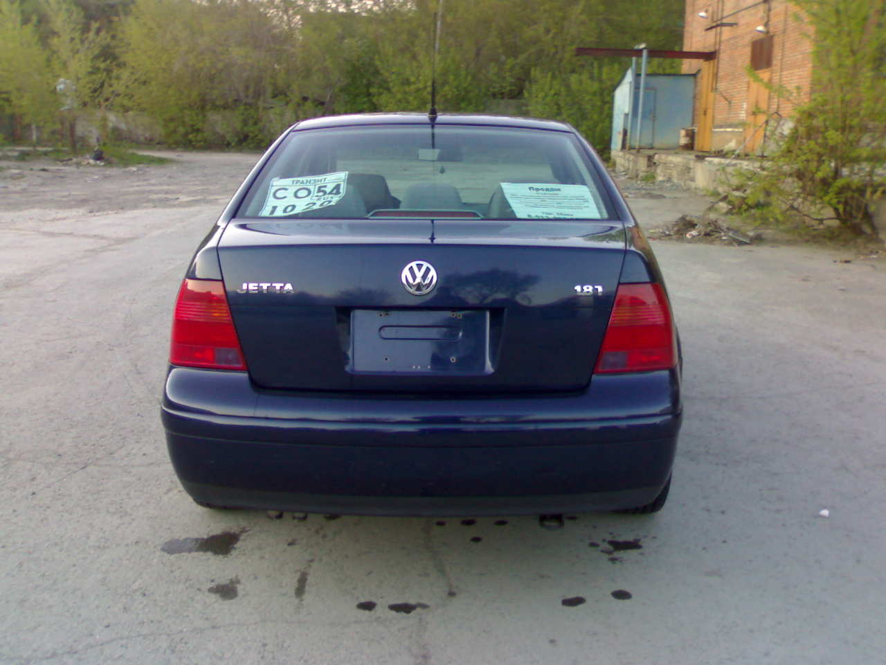 2001 Volkswagen Jetta Photos, 1.8, Gasoline, FF, Automatic For Sale