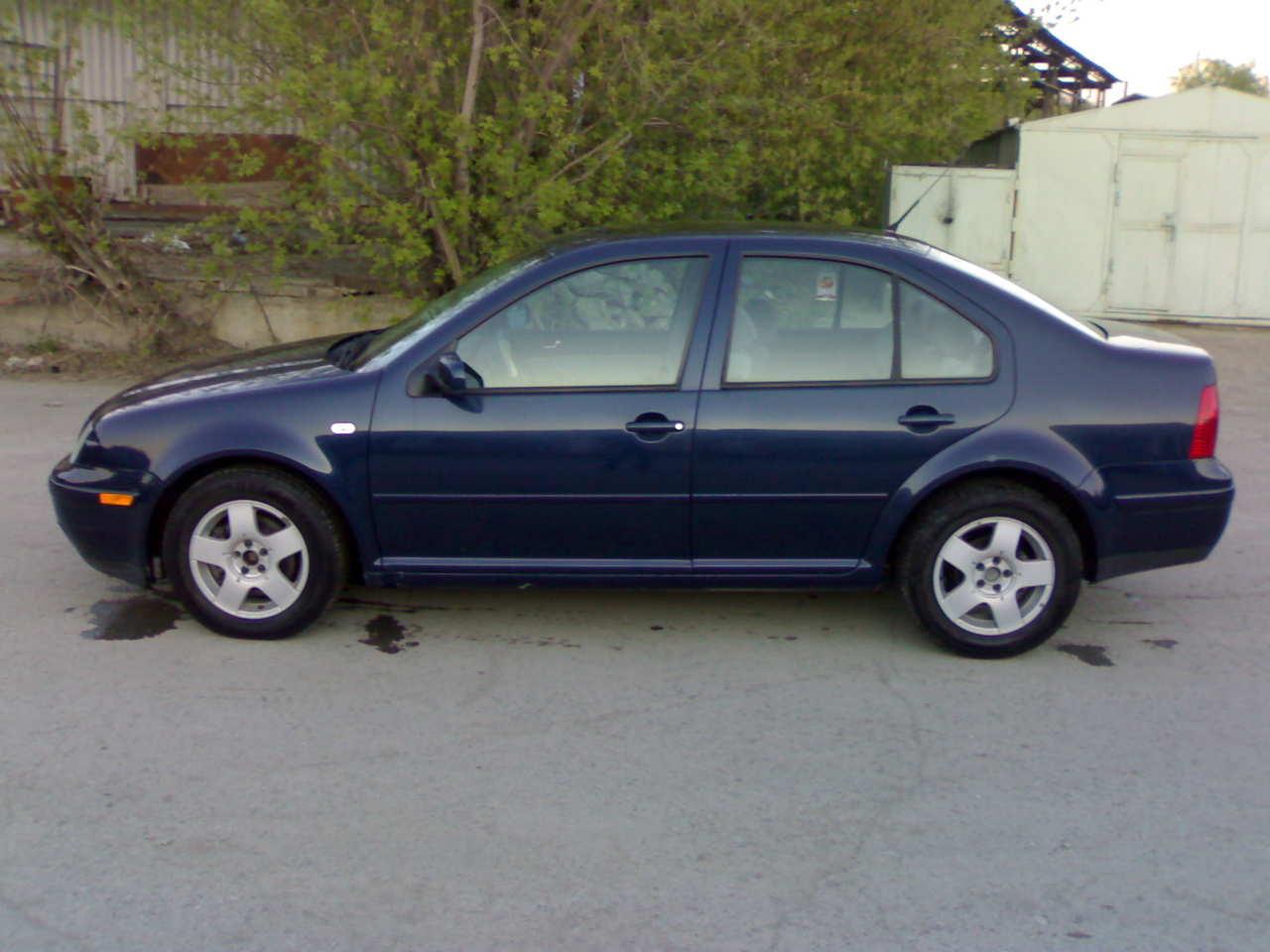 2001 Volkswagen Jetta Pics 1 8 Gasoline Ff Automatic