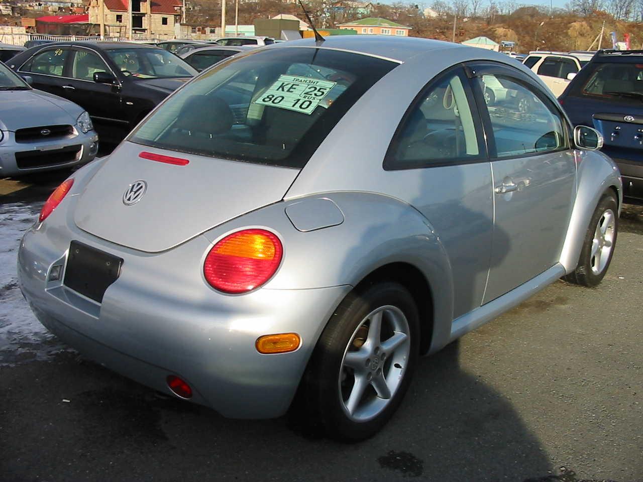 2001 volkswagen new beetle pictures gasoline ff