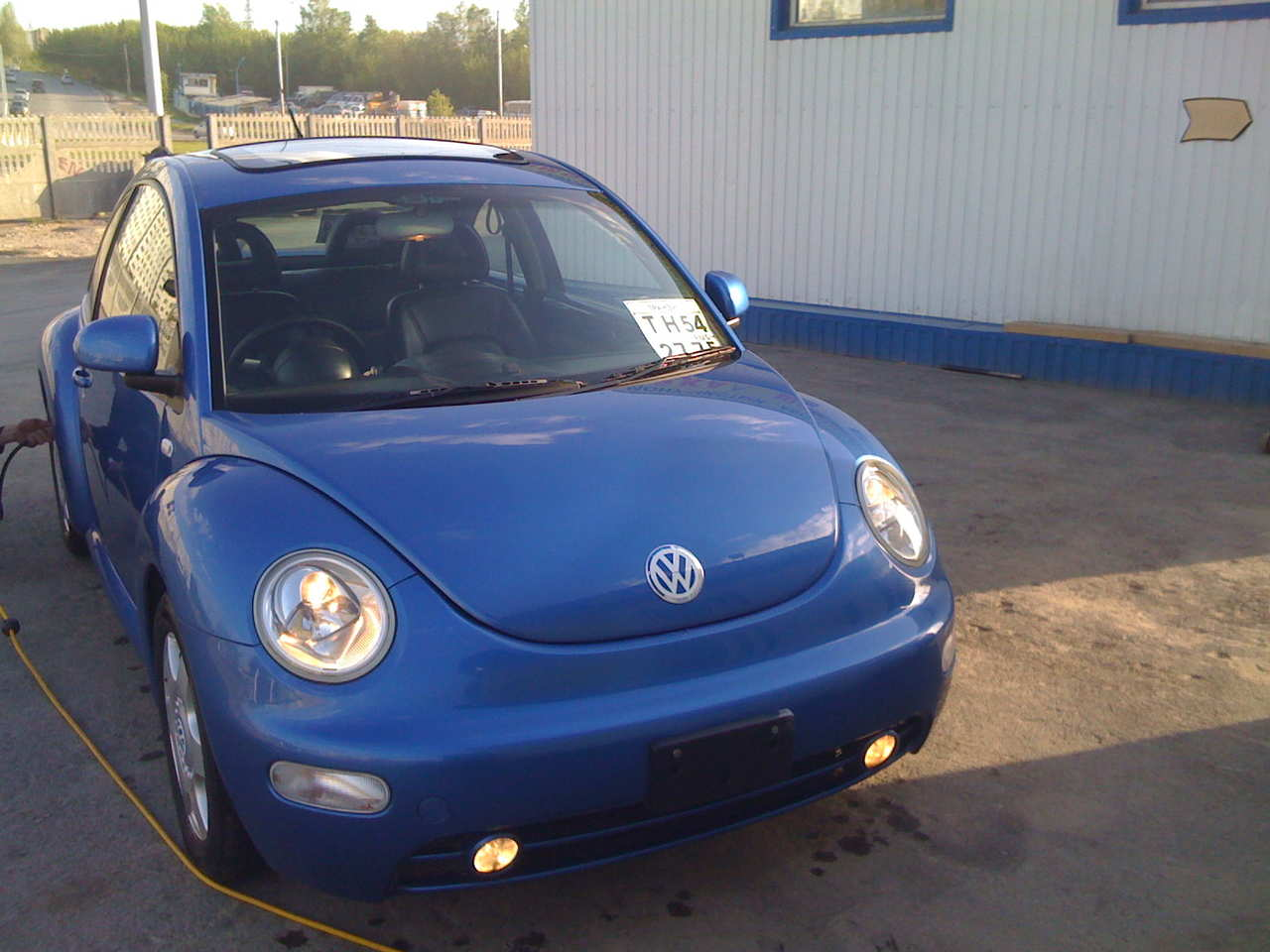 2001 volkswagen new beetle pictures 2000cc gasoline ff for 2001 vw beetle window problems
