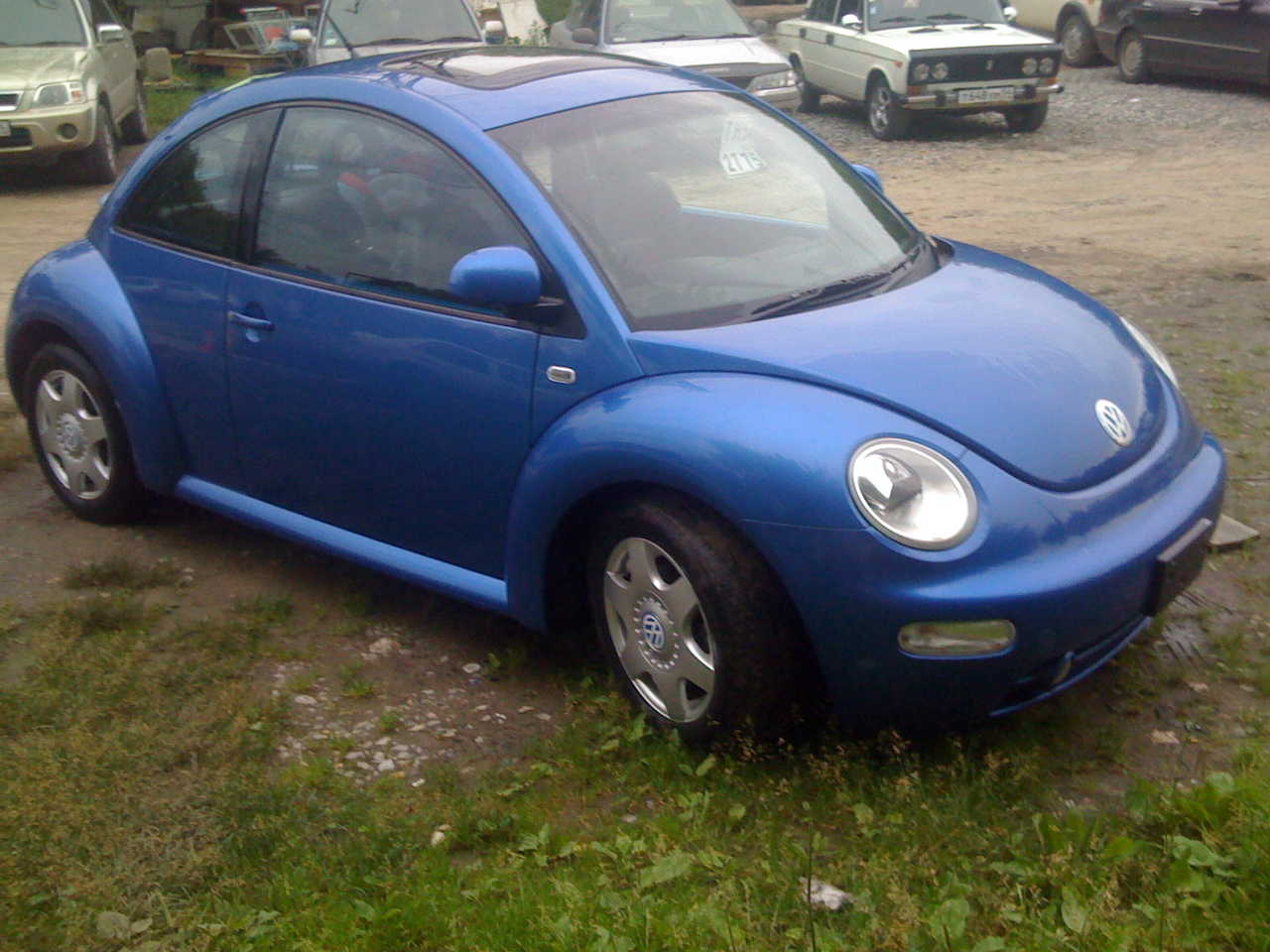 Used 2001 volkswagen new beetle photos 2 0 gasoline ff for 2001 vw beetle window problems