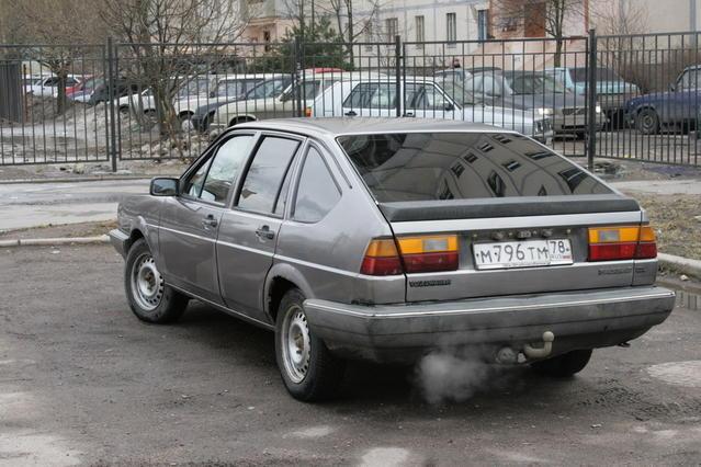 1985 Volkswagen Passat Partsopen