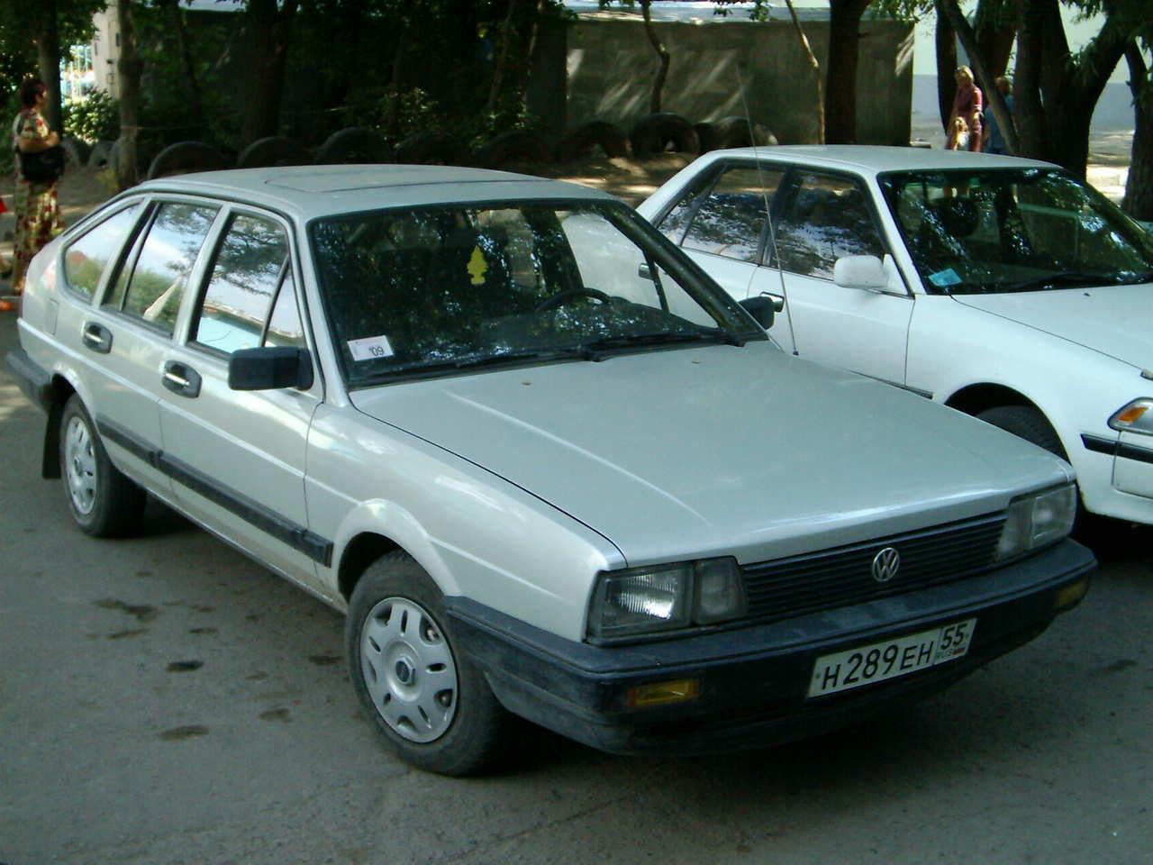 Photo #1 - Enlarge photo 1280x960 1985 Volkswagen Passat Photos