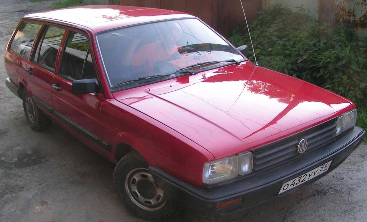 1986 Volkswagen Passat Photos