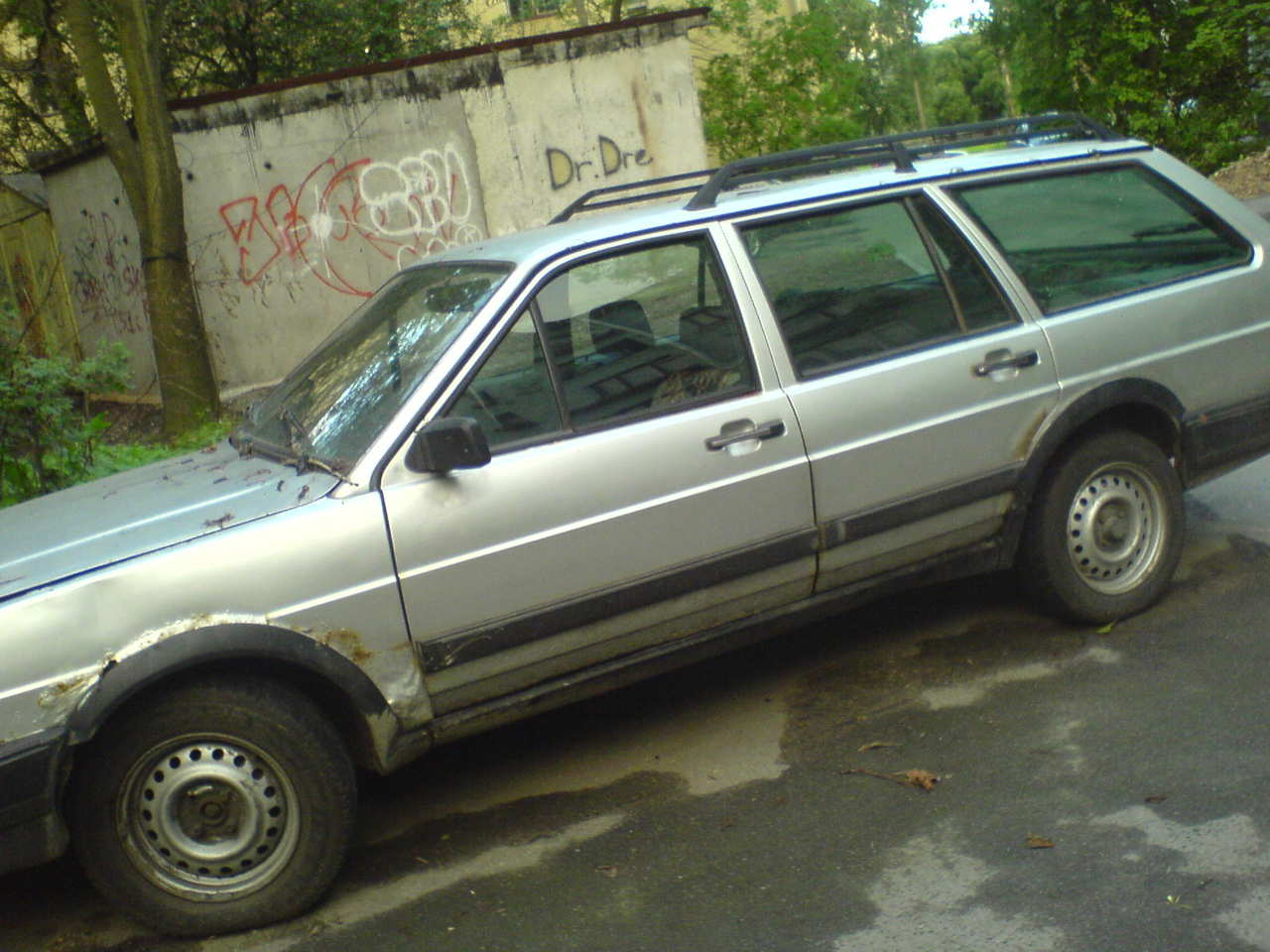 1986 Volkswagen Passat Photos