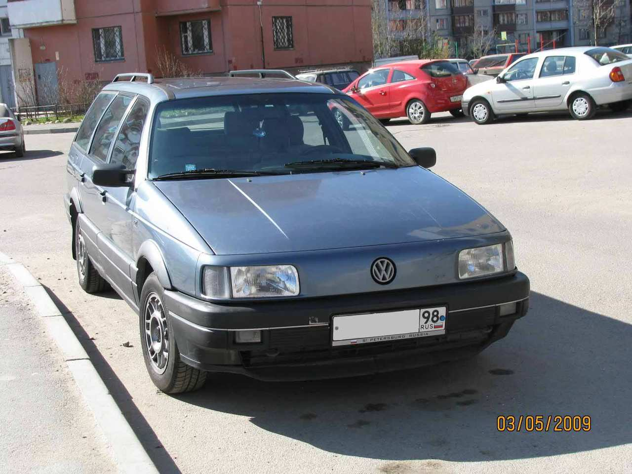 1989 Volkswagen Passat Pictures, 1800cc., Gasoline, FF, Manual For Sale