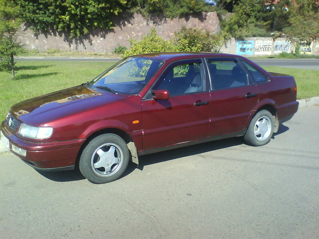 Photo 1 enlarge photo 1280x960 1995 volkswagen passat pics