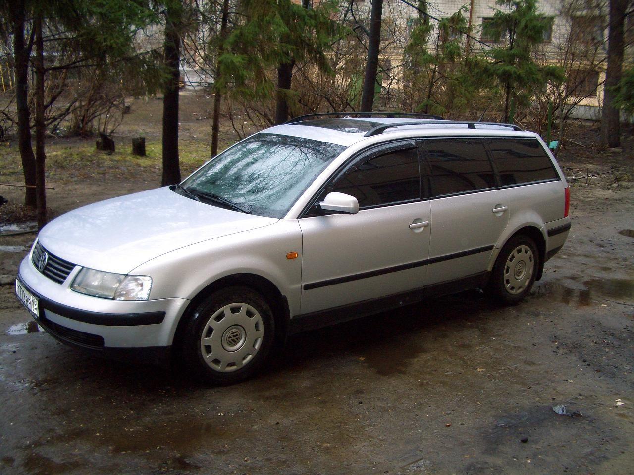 1998 Volkswagen Passat Pictures For Sale