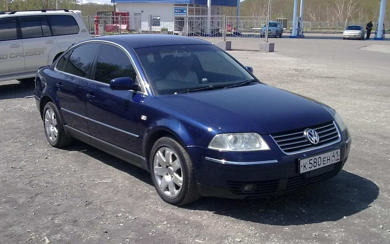 2002 volkswagen passat pictures 2800cc gasoline automatic for sale. Black Bedroom Furniture Sets. Home Design Ideas