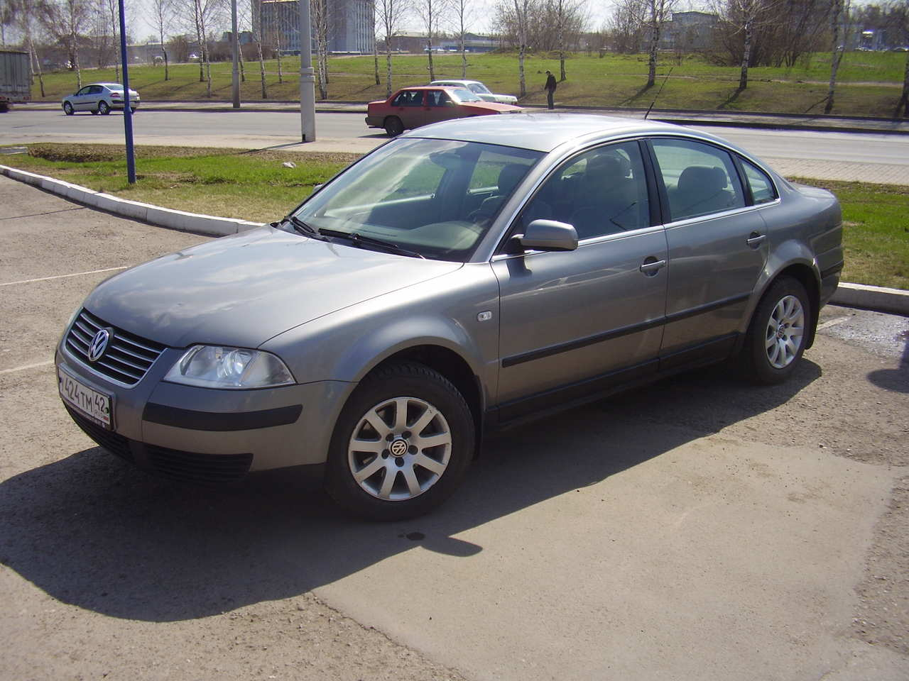 used 2003 volkswagen passat photos 2000cc gasoline ff manual for sale. Black Bedroom Furniture Sets. Home Design Ideas